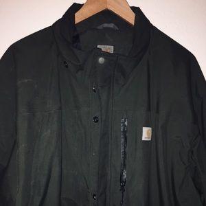 Men's 2x Carhartt jacket no hood